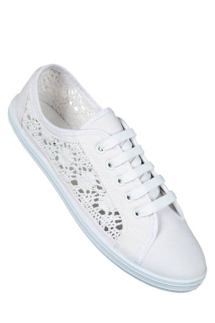 Sneakers femme chez tati