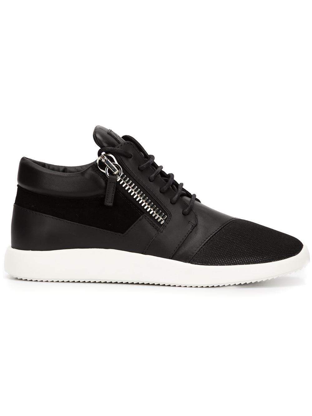 Sneakers zanotti homme promo