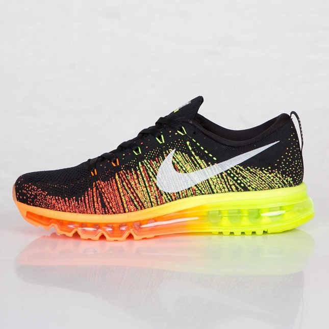 Chaussure de running nike flyknit air max pour homme