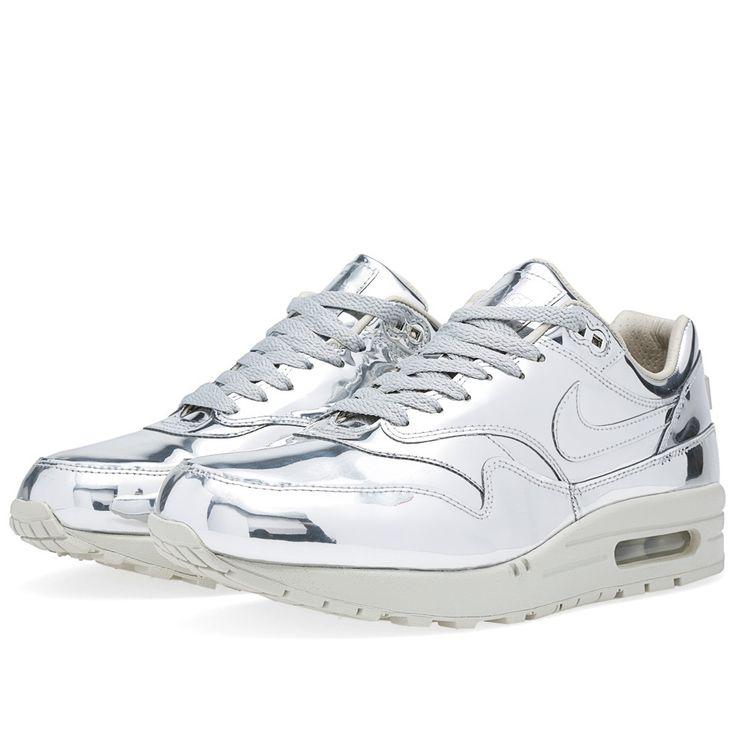 Sneakers nike silver