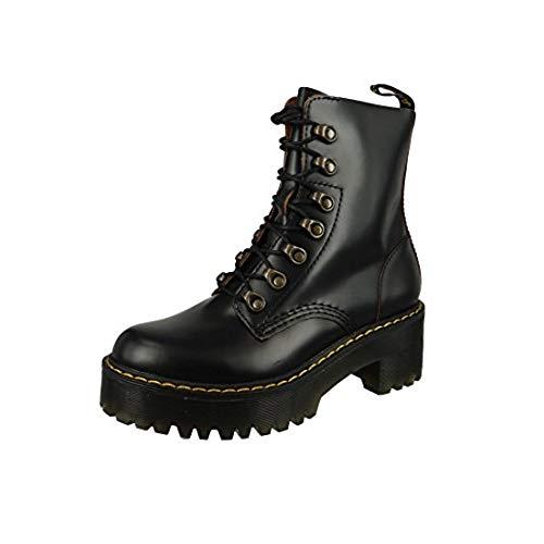 Boots noir femme