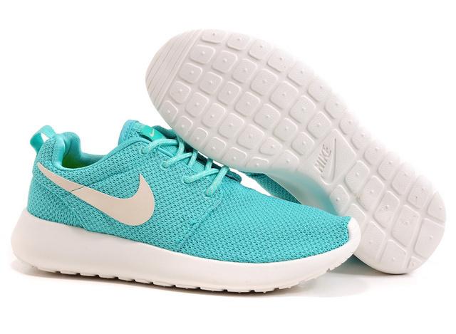 Running nike bleu
