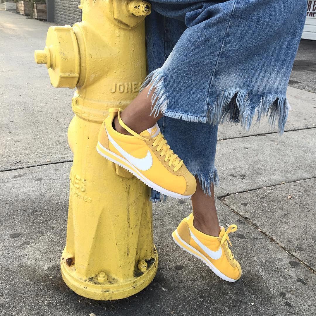 Sneakers addict nike cortez