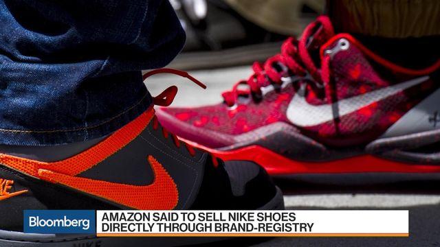Nike sneakers on amazon