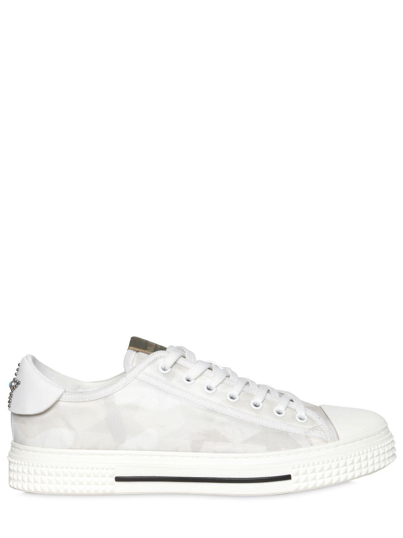 Sneakers versace homme prix