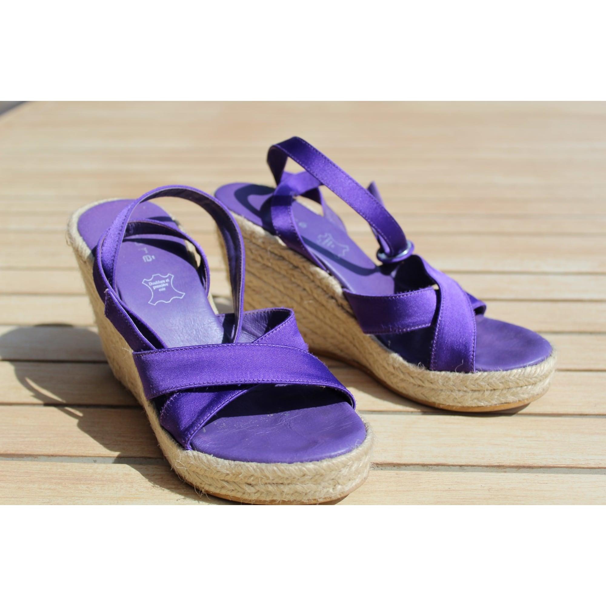 Chaussures compensées andré 2012