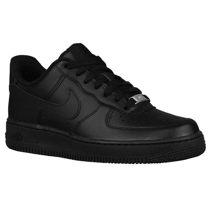 Nike basse noir femme
