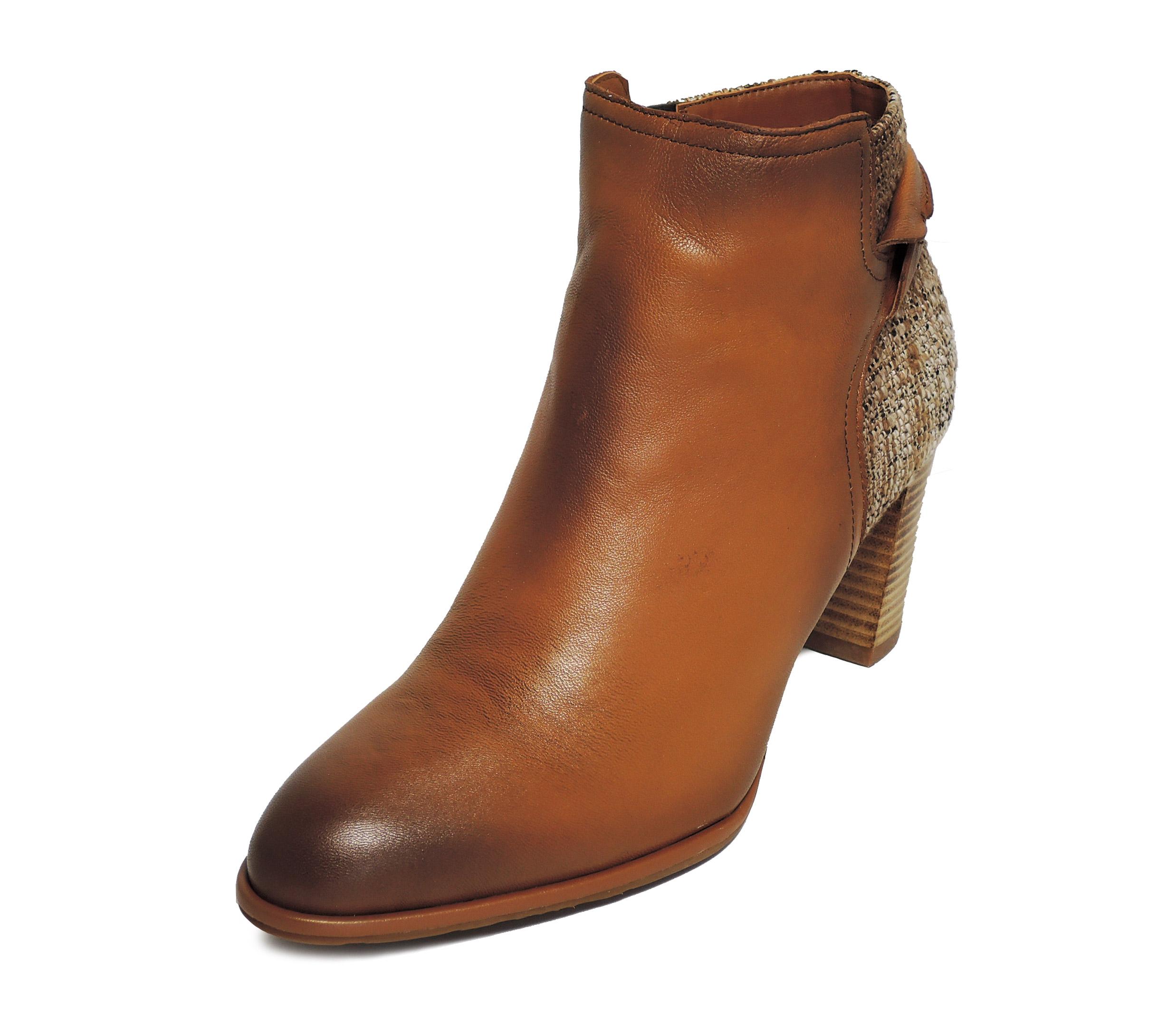 Boots talon femme