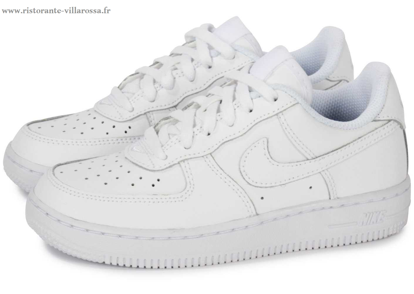 half off 13fbf 7890d Chaussures nike blanche