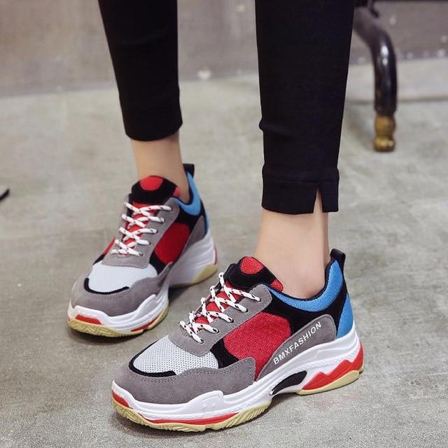 Sneakers femme basket