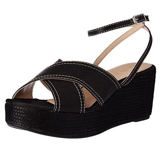 Chaussures compensées femme amazon