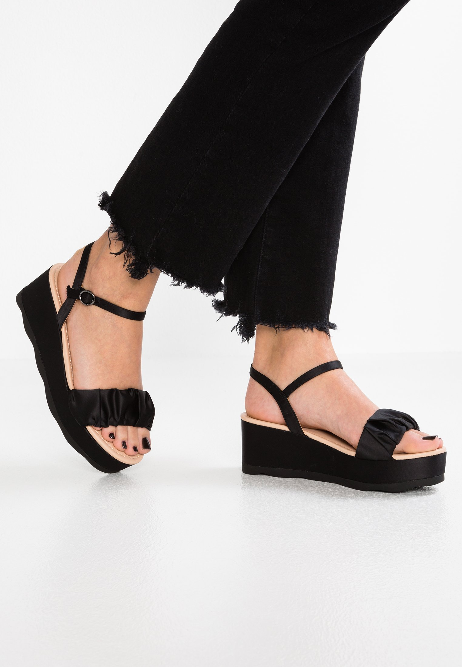 Chaussure plateforme compensee pas cher