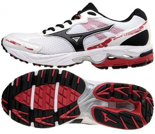 Mizuno chaussures de running wave legend 2 homme
