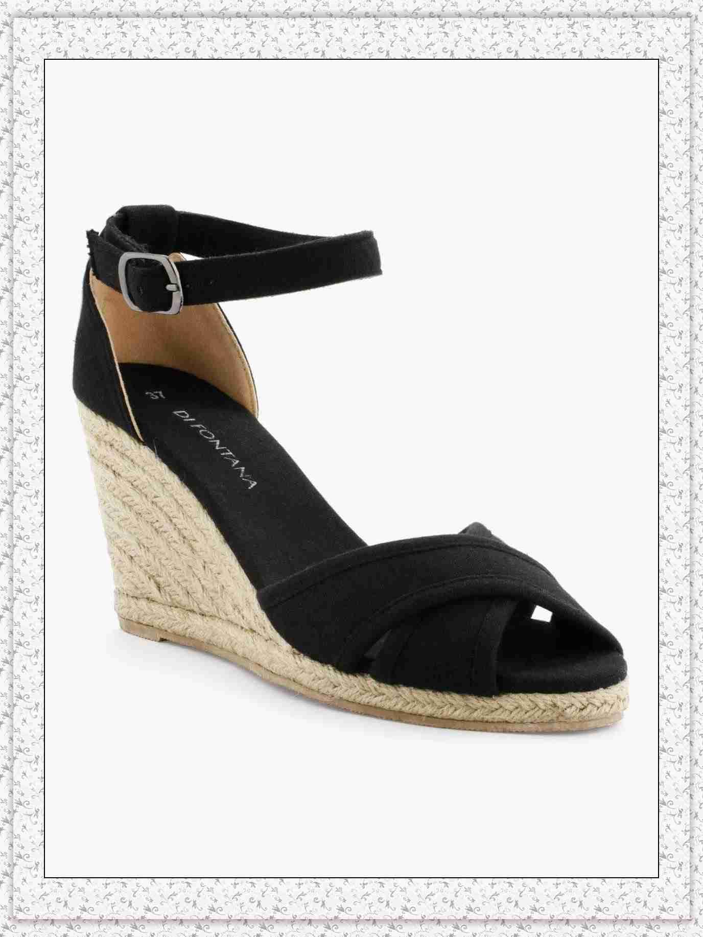 Chaussure femme compensée la halle