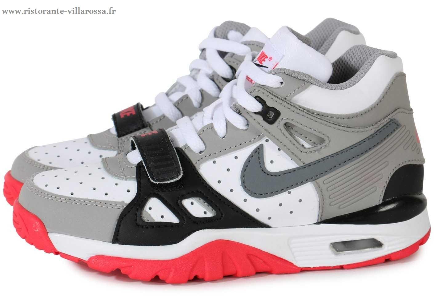 Nike en cuir homme