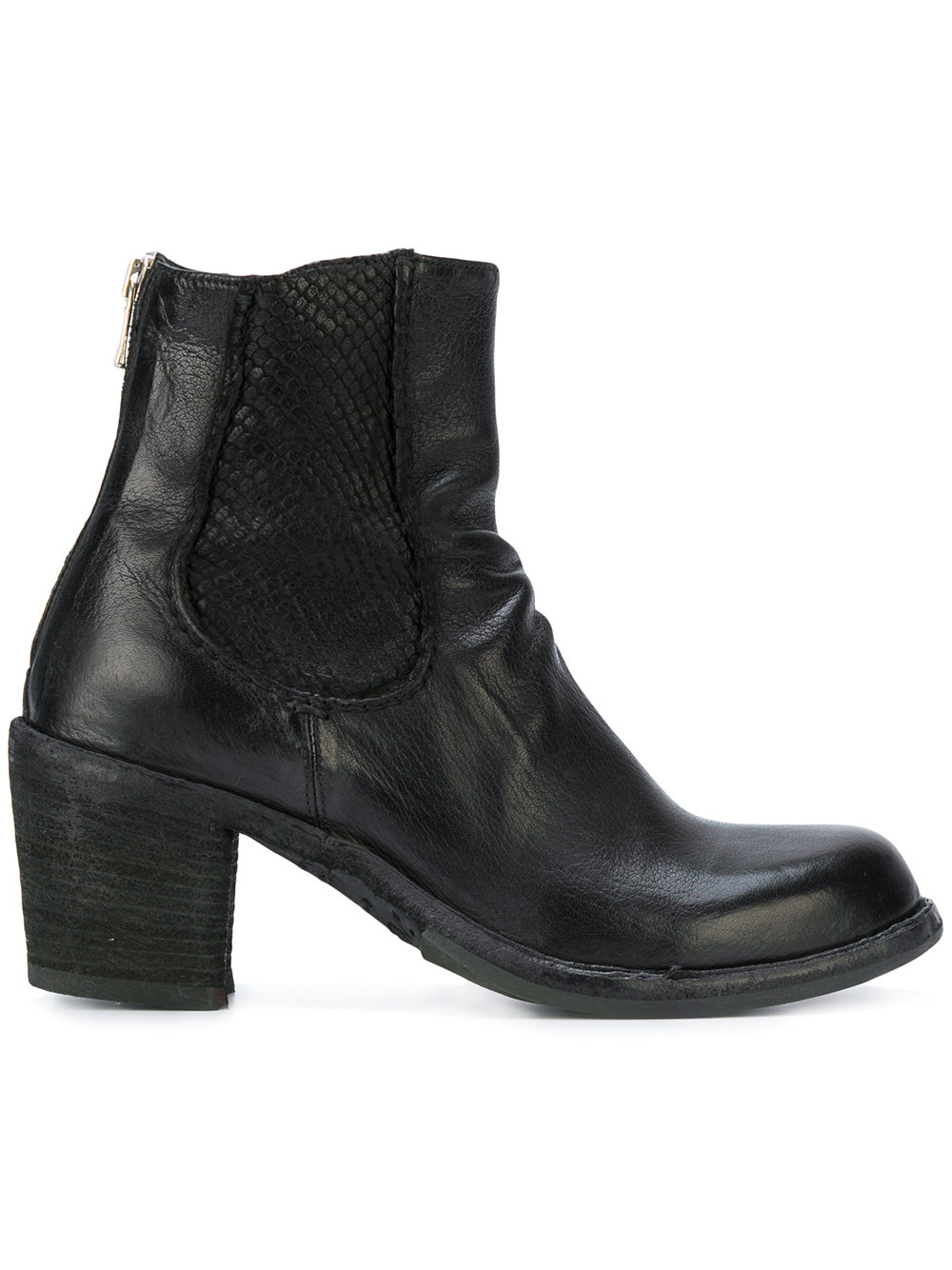 Bottines femme officine creative