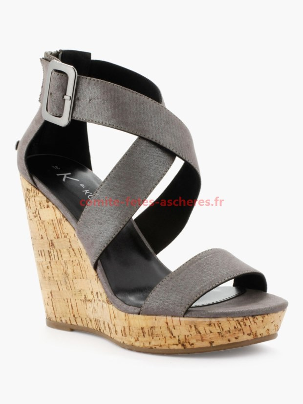 Chaussure compensée kookai