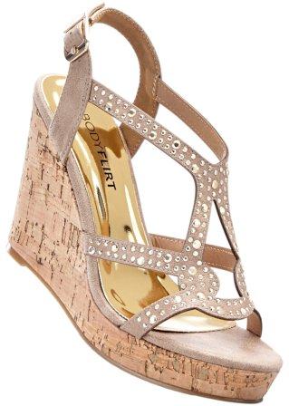 Chaussures compensées femme de marque