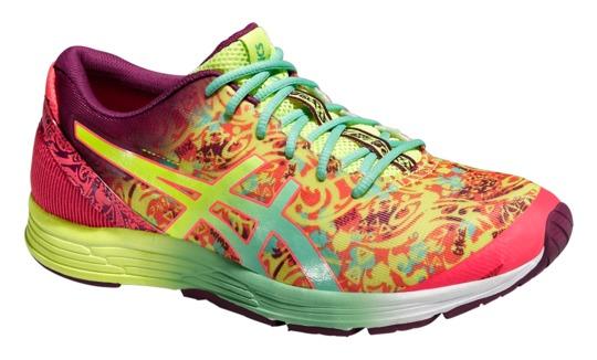 Chaussure de running asics femme