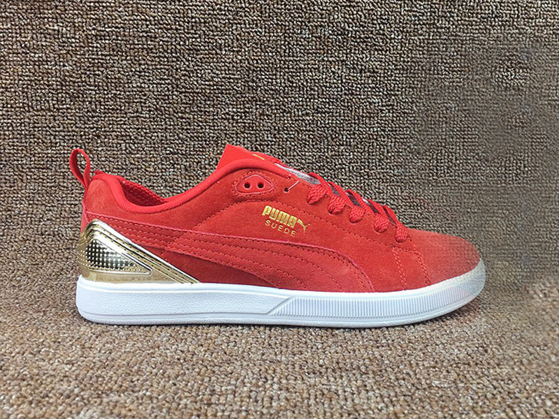 Sneakers homme rouge