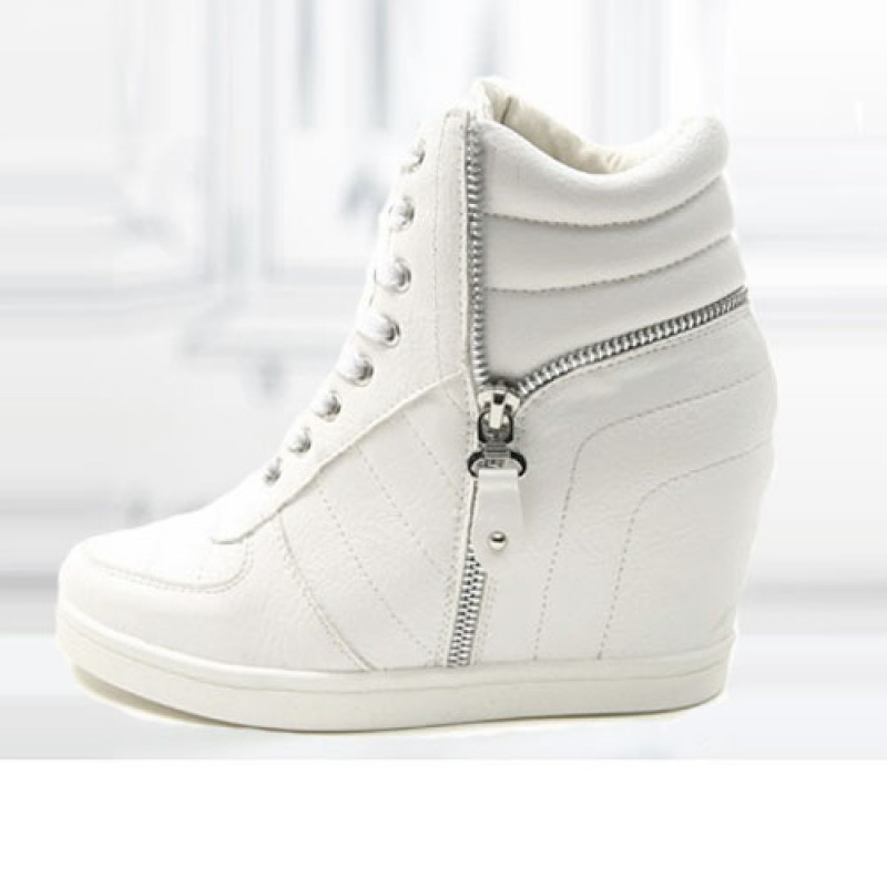 Chaussure compensée femme chic