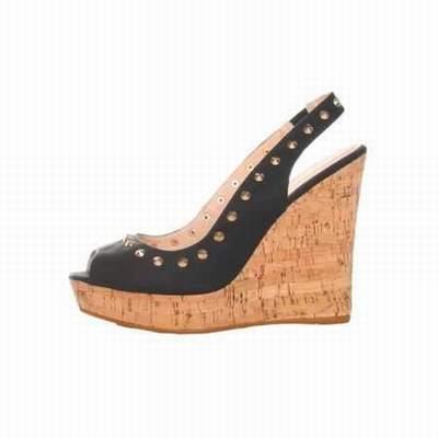 fd7f44e3633f Chaussures compensées pas cher chaussea - Sebola.fr