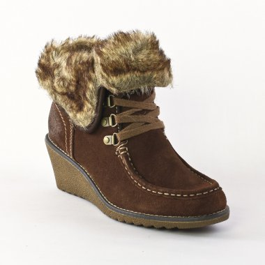 Chaussures compensées femme automne hiver