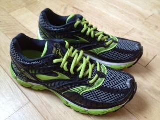 Avis chaussure de running brooks