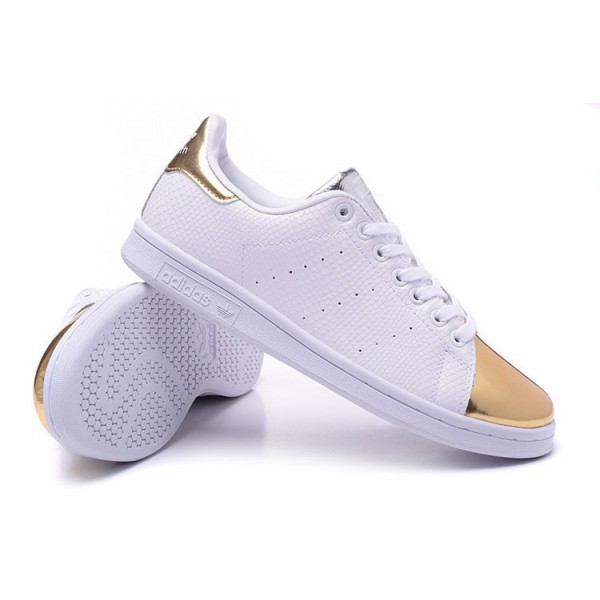 meilleure sélection 58f8d 7308a Adidas stan smith femme rose et blanc - Sebola.fr