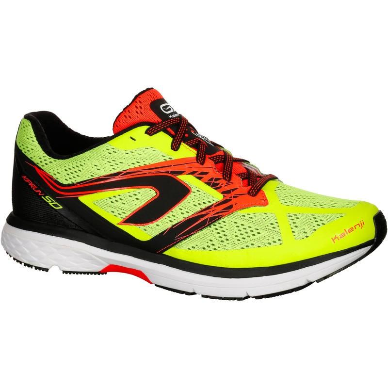 Chaussure de running chez decathlon