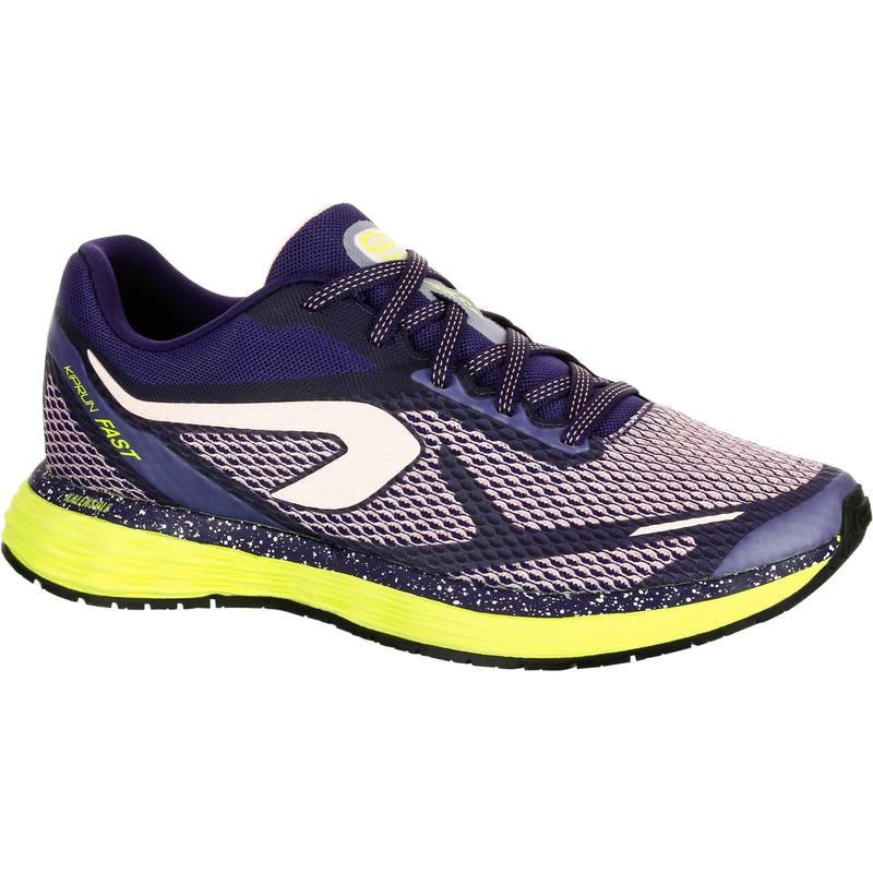 Chaussure running femme dynamique