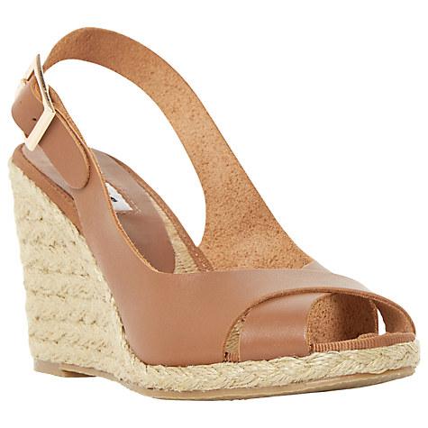Chaussure compensée dunea