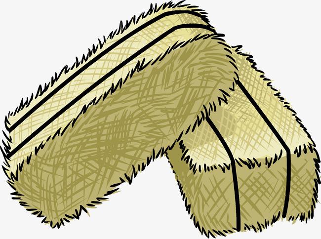 Botte de foin illustration