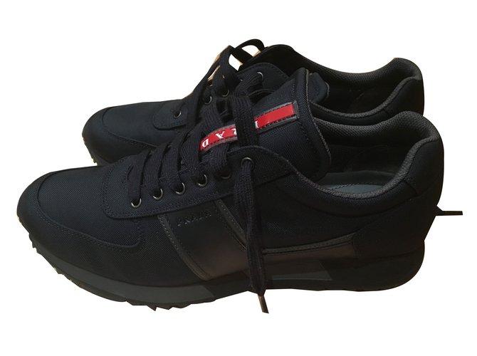 Sneaker prada homme
