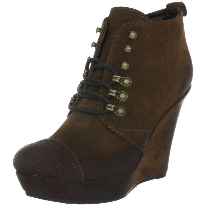 Chaussures compensées diesel femme