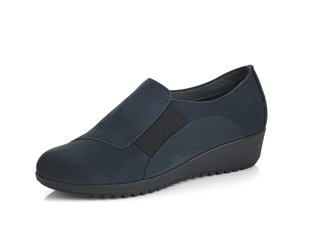 Chaussure compensée hiver