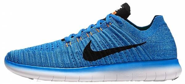 Running nike blue