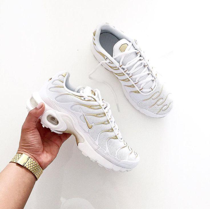 Sneakers femme nike blanche