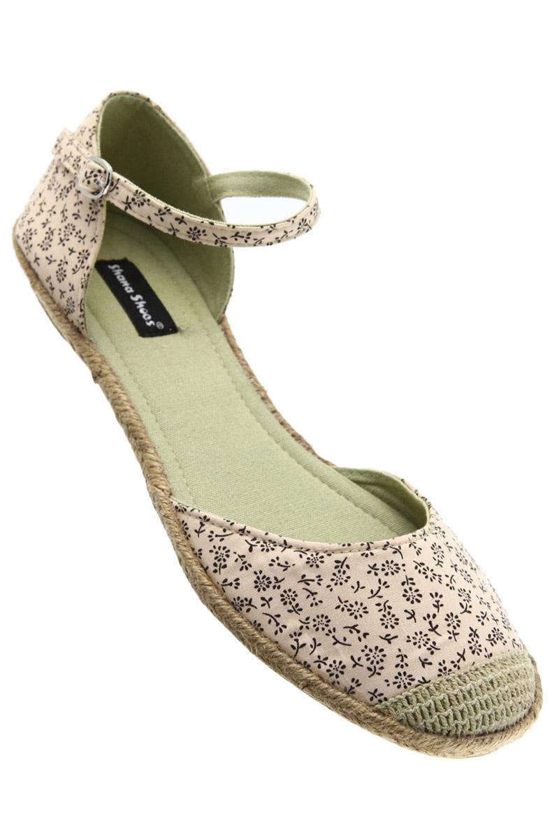 Sandales espadrilles femme