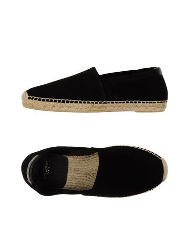 Black saints espadrilles
