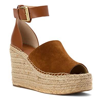 Espadrilles wedge shoes