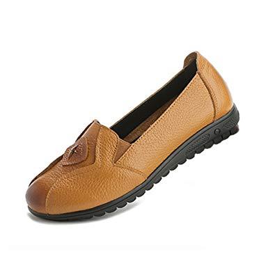 Chaussure de ville souple femme