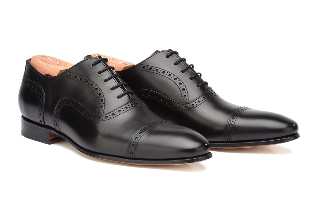 Chaussure de ville entretien