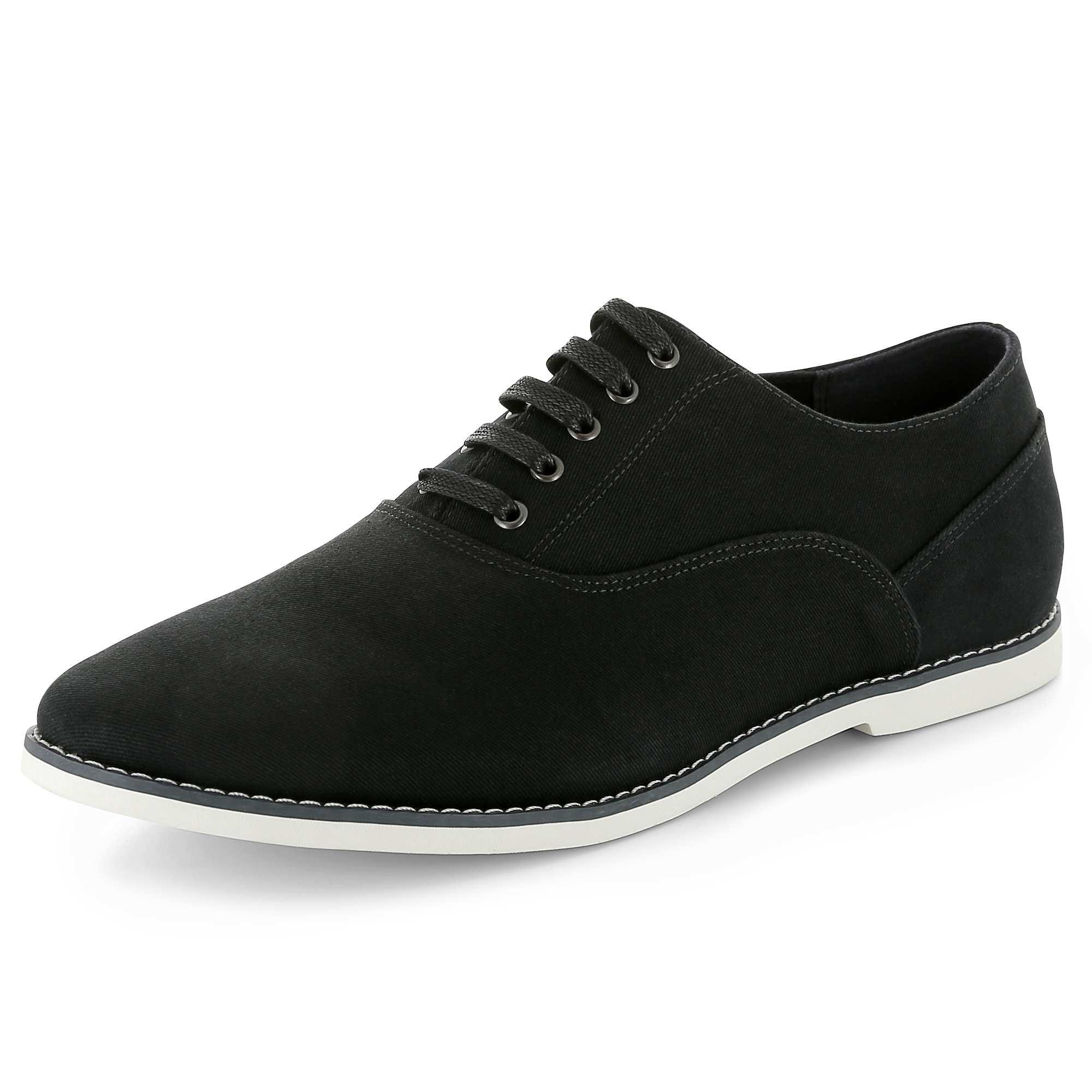 Chaussure de ville toile