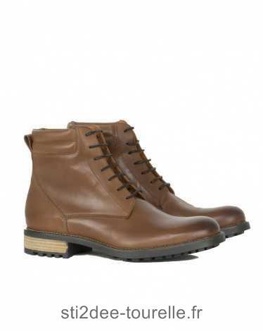 Chaussure de ville maintien cheville
