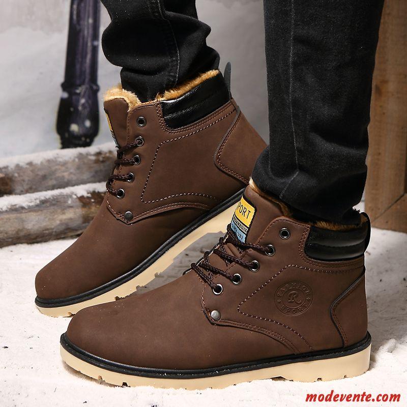 Chaussure de ville montant homme