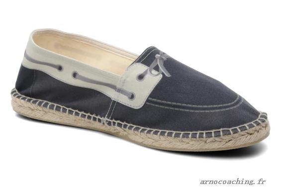 Espadrilles pieds larges