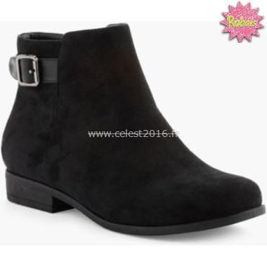 La halle aux chaussures bottine femme