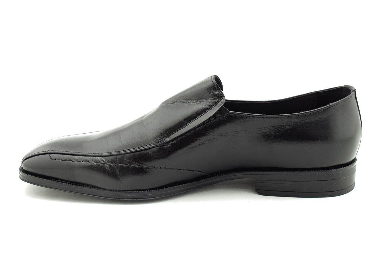 Chaussure costume sans lacet