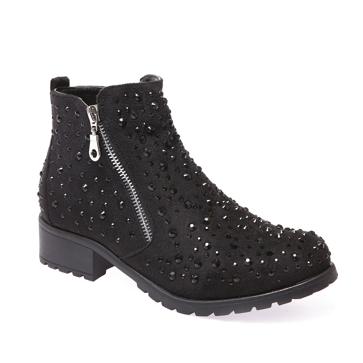 Chaussures bottine femme